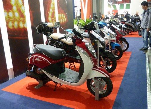 Tutte le novità scooter ad Eicma 2012 - Foto 5 di 25