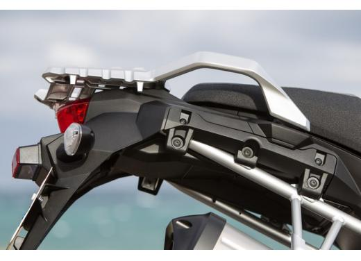 Nuova Suzuki V-Strom 1000 Abs Test Ride - Foto 11 di 16