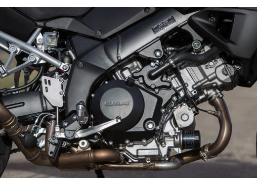 Nuova Suzuki V-Strom 1000 Abs Test Ride - Foto 12 di 16