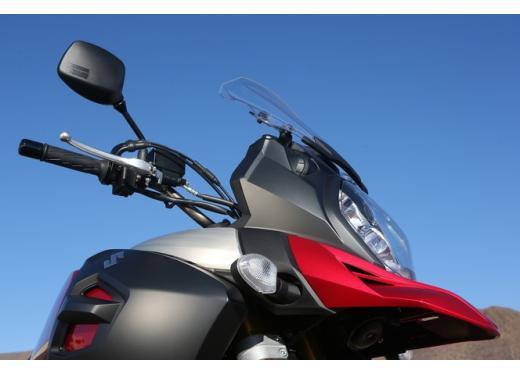 Nuova Suzuki V-Strom 1000 Abs Test Ride - Foto 14 di 16