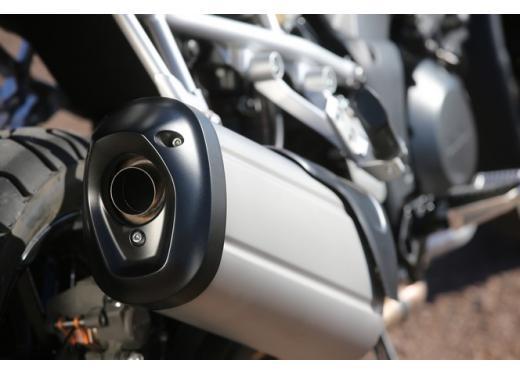 Nuova Suzuki V-Strom 1000 Abs Test Ride - Foto 15 di 16