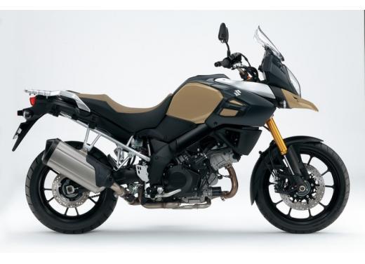 Nuova Suzuki V-Strom 1000 Abs Test Ride - Foto 6 di 16