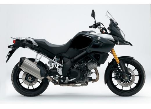 Nuova Suzuki V-Strom 1000 Abs Test Ride - Foto 7 di 16