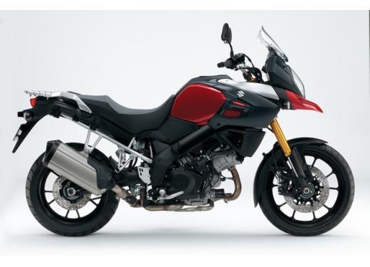 Nuova Suzuki V-Strom 1000 Abs Test Ride - Foto 9 di 16
