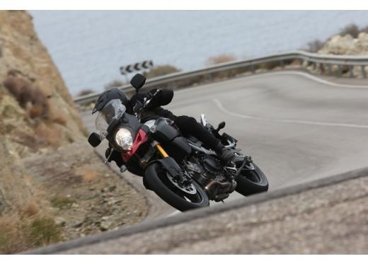 Nuova Suzuki V-Strom 1000 Abs Test Ride - Foto 5 di 16