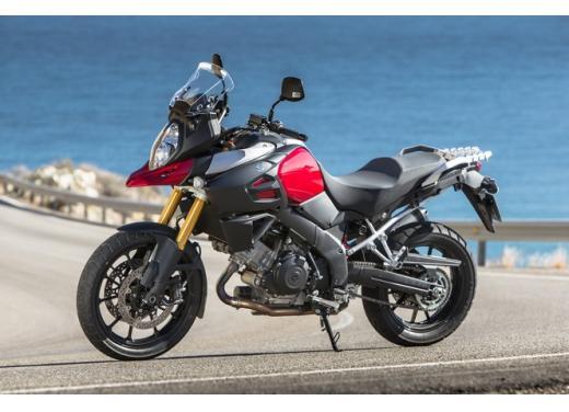 Nuova Suzuki V-Strom 1000 Abs Test Ride - Foto 16 di 16