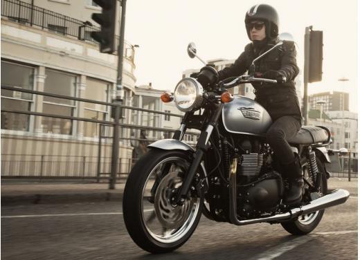 Triumph Bonneville, la naked retrò nella top ten delle vendite 2013 - Foto 1 di 10