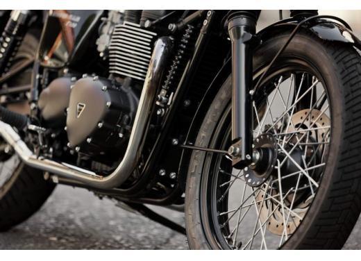 Triumph Bonneville, la naked retrò nella top ten delle vendite 2013 - Foto 6 di 10