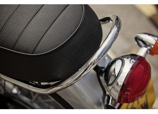 Triumph Bonneville, la naked retrò nella top ten delle vendite 2013 - Foto 8 di 10