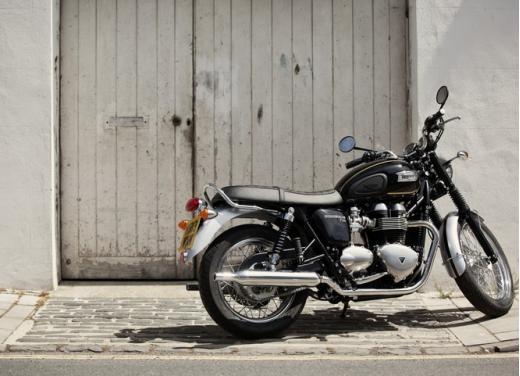 Triumph Bonneville T100 Special Edition - Foto 3 di 13