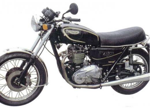 Triumph Bonneville T100 Special Edition - Foto 4 di 13