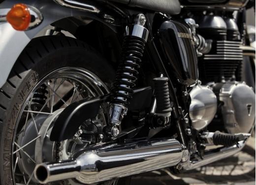 Triumph Bonneville T100 Special Edition - Foto 6 di 13