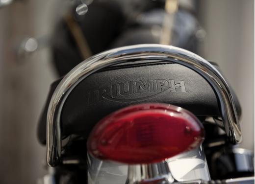 Triumph Bonneville T100 Special Edition - Foto 7 di 13
