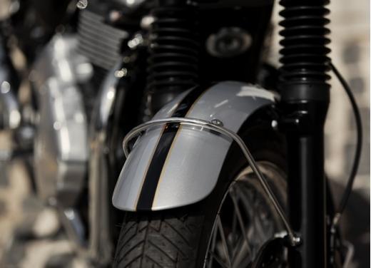 Triumph Bonneville T100 Special Edition - Foto 10 di 13