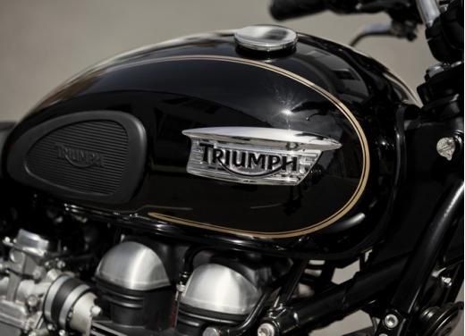 Triumph Bonneville T100 Special Edition - Foto 13 di 13