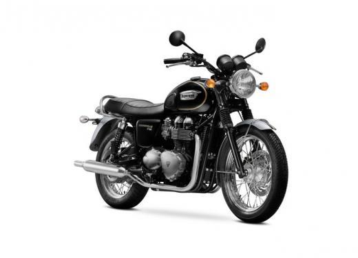 Triumph Bonneville T100 Special Edition - Foto 1 di 13