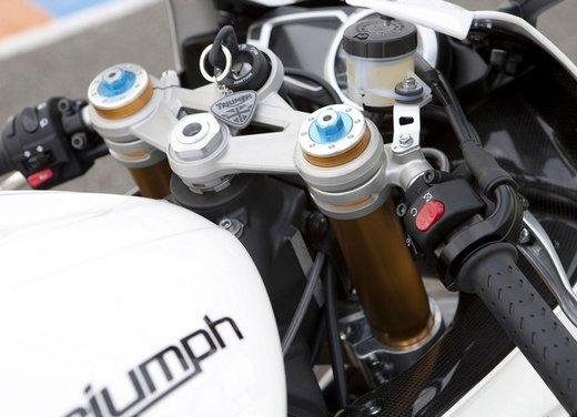 Triumph Daytona 675 al debutto - Foto 12 di 13