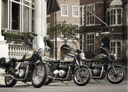 Triumph nuovo listino prezzi 2013 per Bonneville 865 e Special Edition