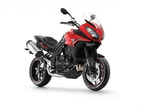 Triumph Motorcycles apre un nuovo negozio a Sesto San Giovanni - Foto 3 di 10