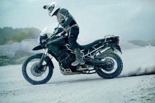 BMW K 1600 GT/GTL moto dell'anno 2011 - Foto 20 di 25