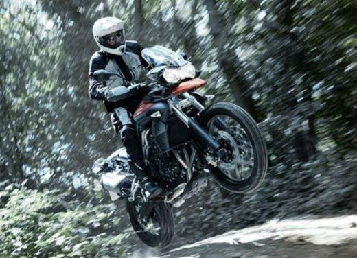 BMW K 1600 GT/GTL moto dell'anno 2011 - Foto 24 di 25