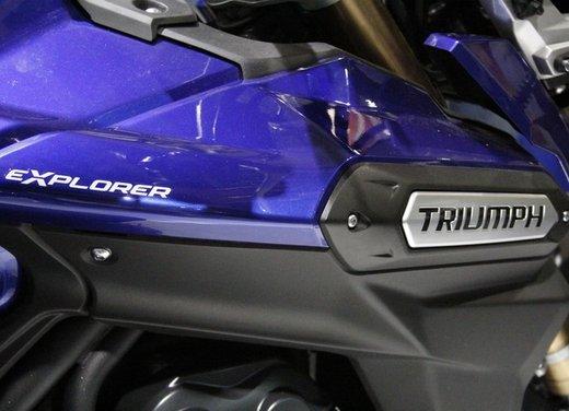 Triumph Tiger Explorer 1200 – Video Ufficiale - Foto 10 di 28