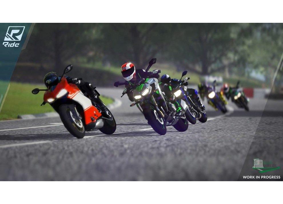 Tutte le moto ed i circuiti di Ride, il nuovo simulatore di guida su due ruote