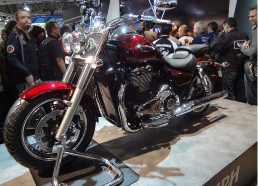 Ampia gallery con le novità moto e scooter all'Eicma 2013 - Foto 6 di 15