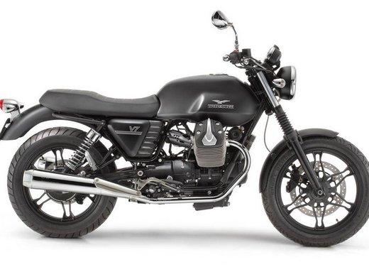 Nuova Moto Guzzi V7 - Foto 16 di 29