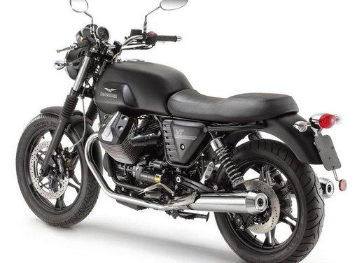 Nuova Moto Guzzi V7 - Foto 18 di 29
