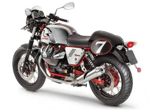 Nuova Moto Guzzi V7 - Foto 21 di 29