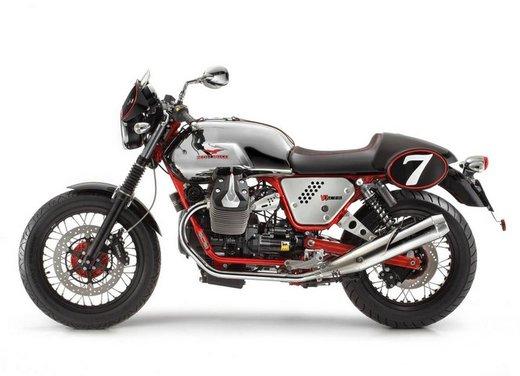 Nuova Moto Guzzi V7 - Foto 24 di 29