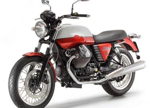Nuova Moto Guzzi V7 - Foto 26 di 29