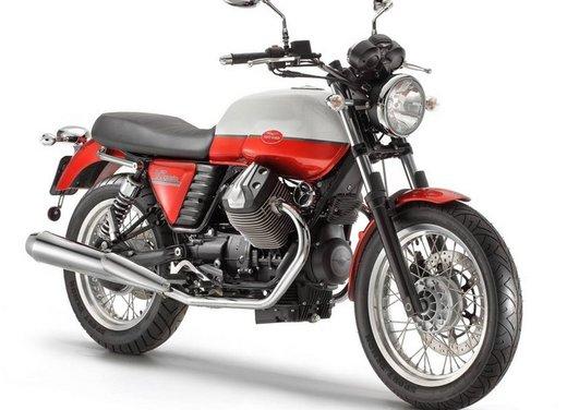 Nuova Moto Guzzi V7 - Foto 27 di 29