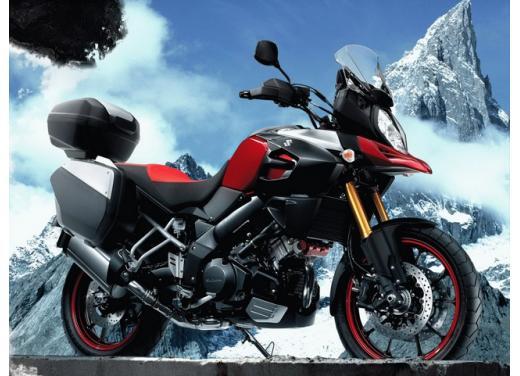 """Versatile e sportiva, per Suzuki la nuova V-Strom 1000 è """"la moto dei sogni"""" - Foto 1 di 4"""