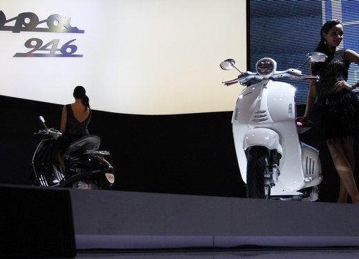 Piaggio Vespa 946: la scooter Piaggio di lusso in vendita nella primavera 2013 - Foto 11 di 32