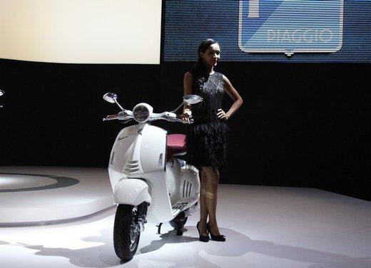 Piaggio Vespa 946: la scooter Piaggio di lusso in vendita nella primavera 2013
