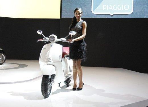 Piaggio Vespa 946: la scooter Piaggio di lusso in vendita nella primavera 2013 - Foto 2 di 32