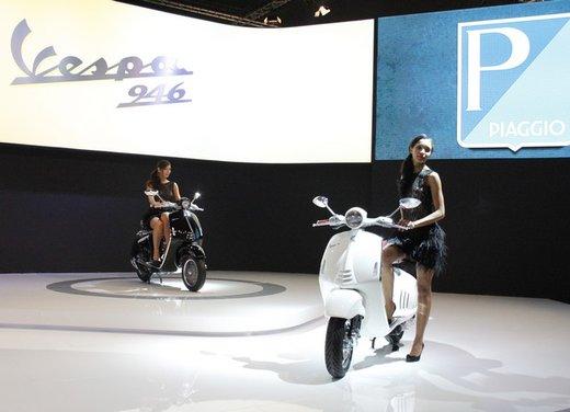 Piaggio Vespa 946: la scooter Piaggio di lusso in vendita nella primavera 2013 - Foto 5 di 32