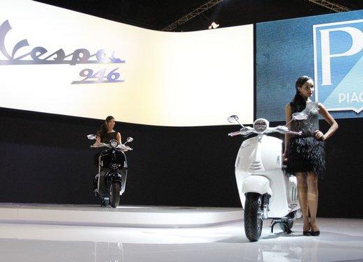 Piaggio Vespa 946: la scooter Piaggio di lusso in vendita nella primavera 2013 - Foto 8 di 32