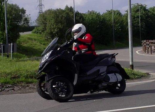 Quadro 350d prova su strada: due ruote bene, tre ruote meglio - Foto 25 di 30