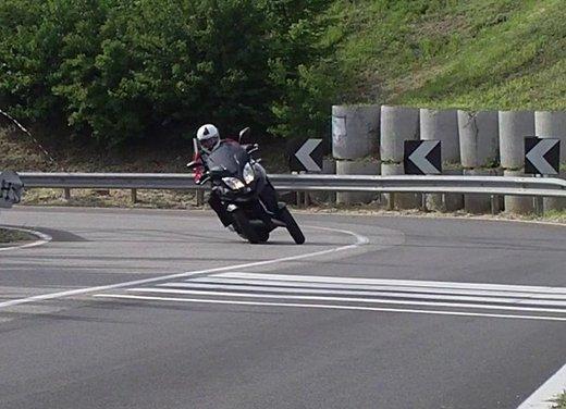 Quadro 350d prova su strada: due ruote bene, tre ruote meglio - Foto 26 di 30
