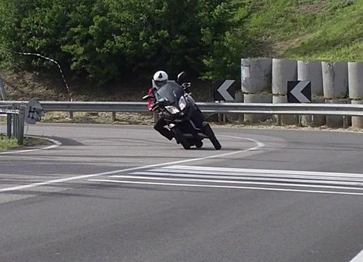 Quadro 350d prova su strada: due ruote bene, tre ruote meglio - Foto 29 di 30