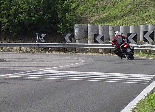 Quadro 350d prova su strada: due ruote bene, tre ruote meglio - Foto 30 di 30