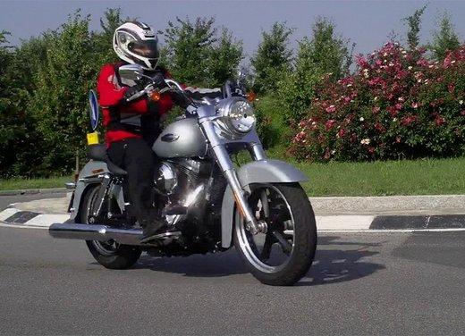 Harley-Davidson Dyna Switchback: un cuore, due moto