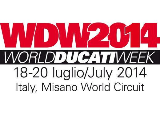World Ducati Week 2014: info e date - Foto 1 di 6