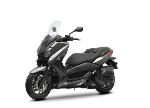 Yamaha X-Max 400, il nuovo scooter sportivo Yamaha