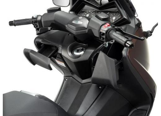 Yamaha Bronze Max 2014, il maxiscooter TMax in edizione limitata - Foto 6 di 9