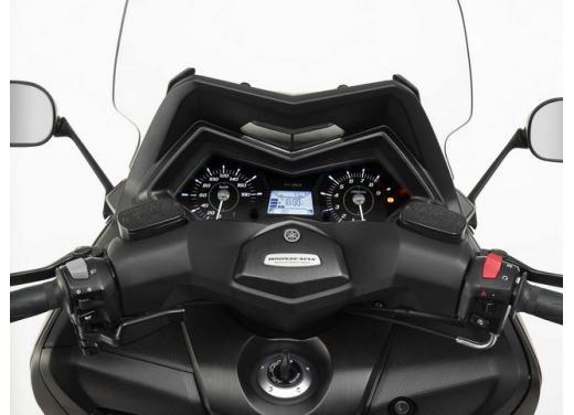 Yamaha Bronze Max 2014, il maxiscooter TMax in edizione limitata - Foto 7 di 9