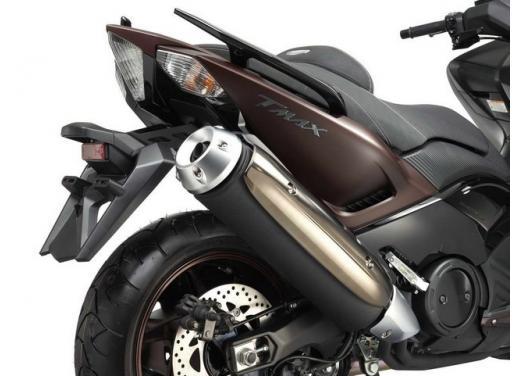 Yamaha Bronze Max 2014, il maxiscooter TMax in edizione limitata - Foto 8 di 9